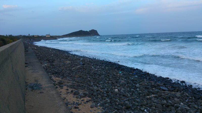 芥屋のゴロタ・幣の浜