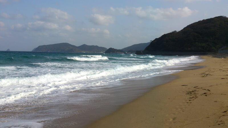 桜井海水浴場