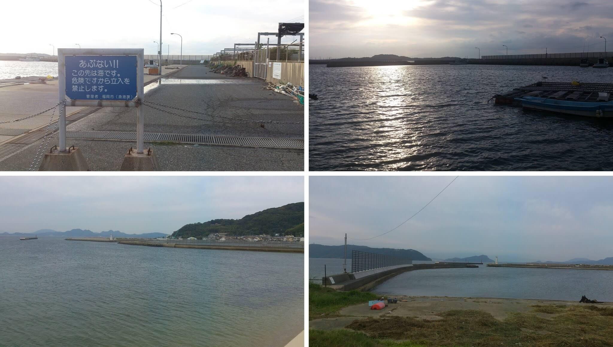 志賀島漁港