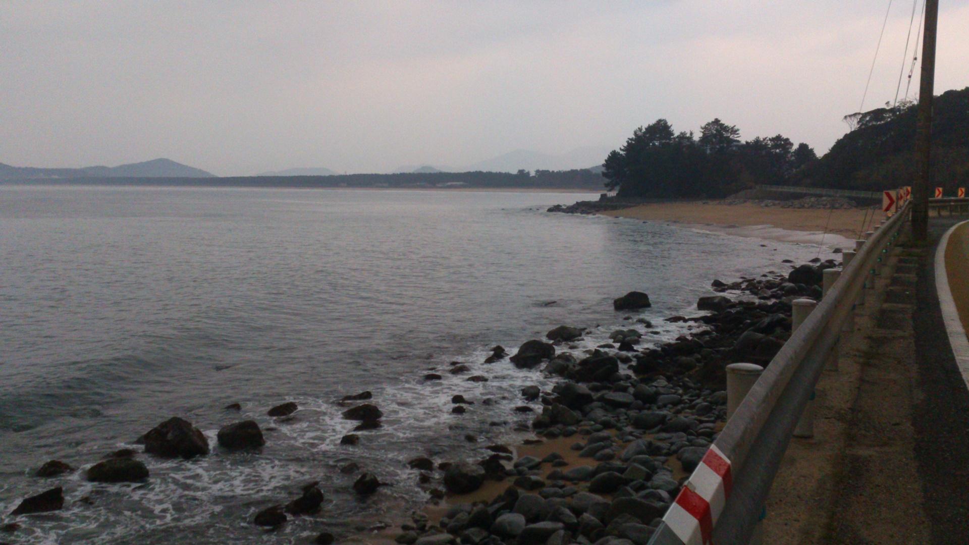 糸島半島 白山神社付近
