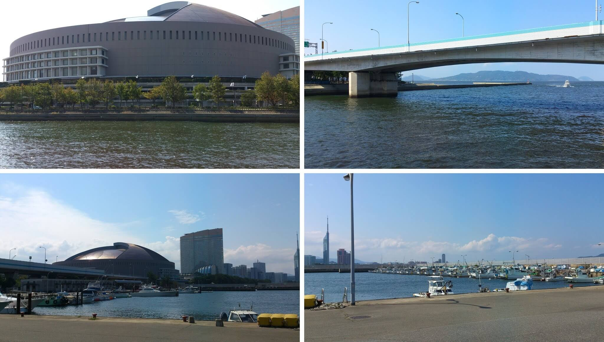 樋井川河口・伊崎漁港