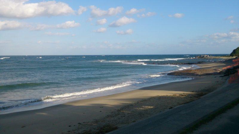 勝馬側海岸
