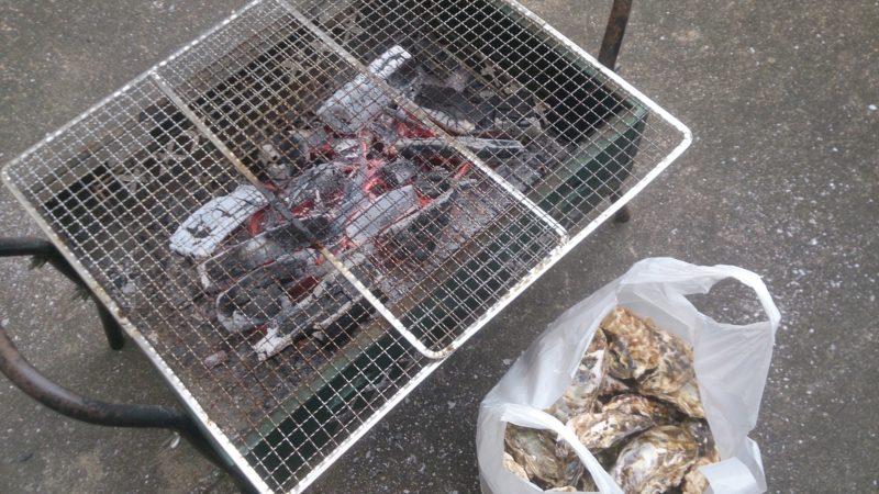 お土産は糸島の牡蠣