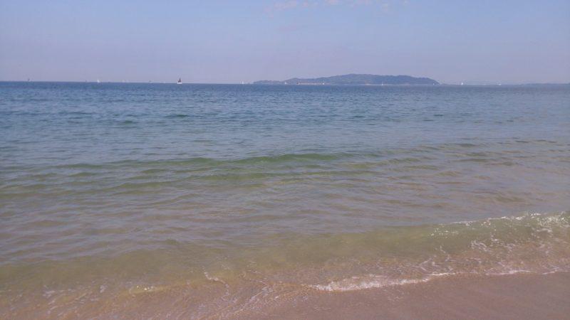 糸島側湾内